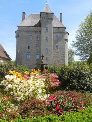 Homestay Château De Saint-Maixant