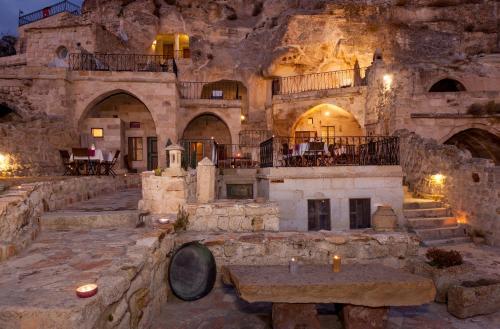 Urgup The Cappadocia Hotel harita