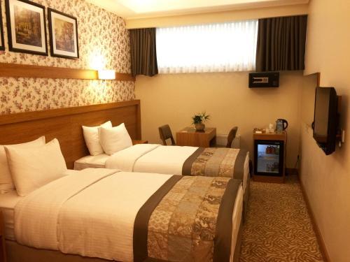 Kadak Garden Istanbul Atatürk Airport Hotel, Istanbul