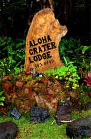 Aloha Crater Lodge And Lava Tube Tours - Volcano, HI 96785