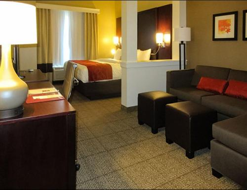 Comfort Suites-Youngstown North Photo