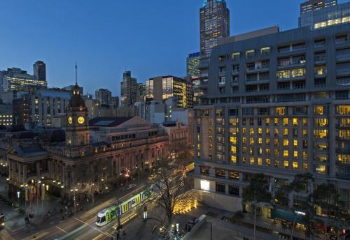 The Westin Melbourne impression