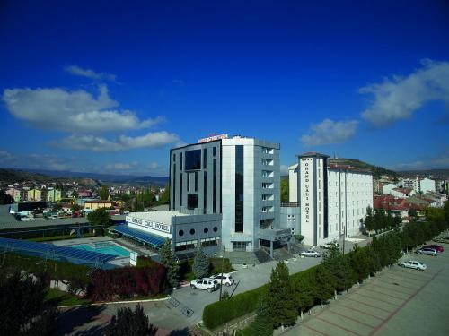 Bozuyuk Grand Cali Hotel indirim