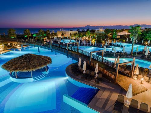 Boğazkent Sherwood Dreams Resort ulaşım
