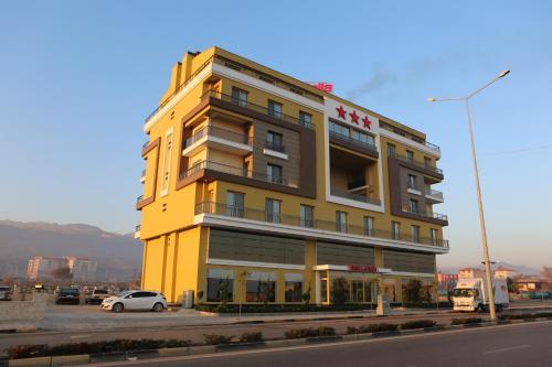 Alasehir Hotel La Bella indirim kuponu
