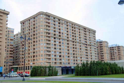 Апартаменты Modern на улице Хасаноглу