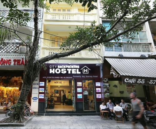 Hanoi City Backpackers Hostel photo 22