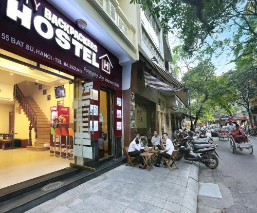 Hanoi City Backpackers Hostel photo 23