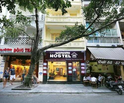 Hanoi City Backpackers Hostel photo 24