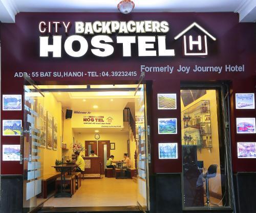 Hanoi City Backpackers Hostel photo 26
