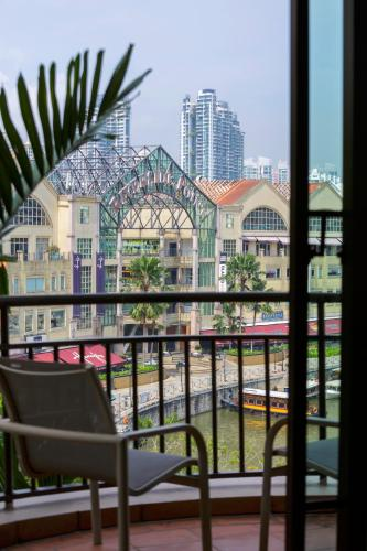 Swissotel Merchant Court Singapore photo 16