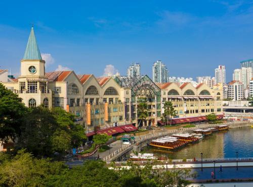 Swissotel Merchant Court Singapore photo 18
