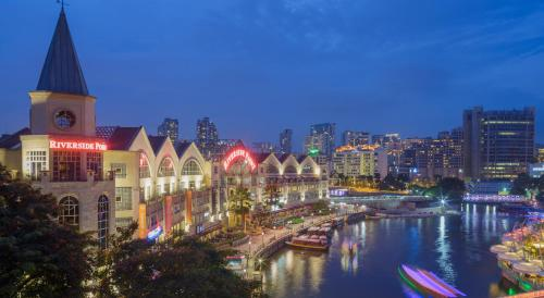 Swissotel Merchant Court Singapore photo 20