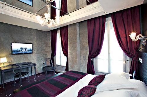 Maison Albar Hôtel Paris Champs Elysées photo 8