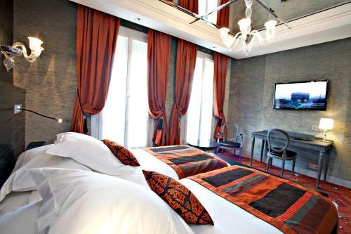 Maison Albar Hôtel Paris Champs Elysées photo 11