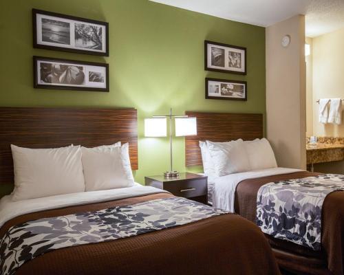 Sleep Inn Douglasville - Douglasville, GA 30134