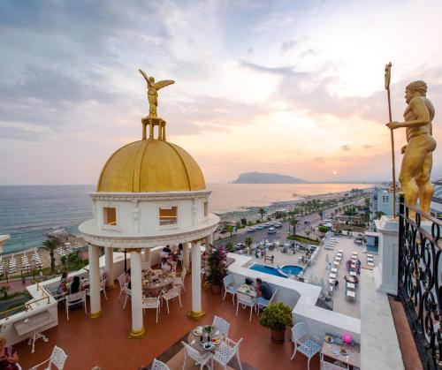 Alanya Antique Roman Palace - All Inclusive how to get