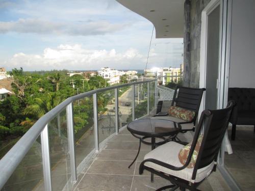 Coral Suites Ocean View Rooftop Photo