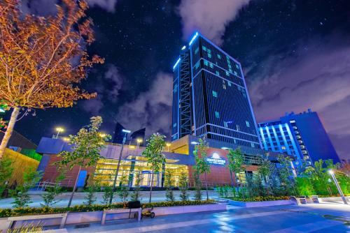 Ankara Anadolu Hotels Downtown Ankara harita