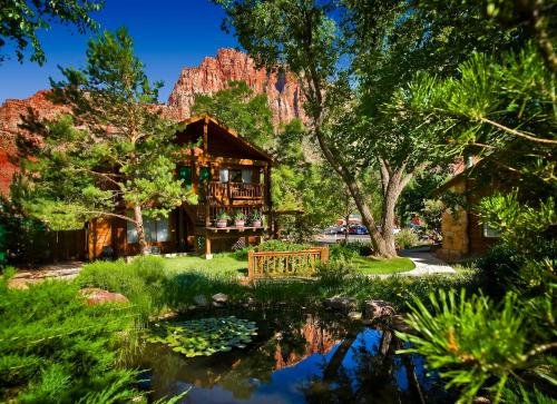 Most Viewed Hotels Near Zion National Park Powered By Flanigans Inn
