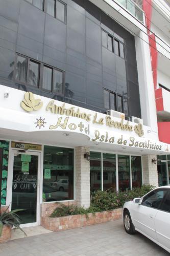 Hotel Isla de Sacrificio Photo