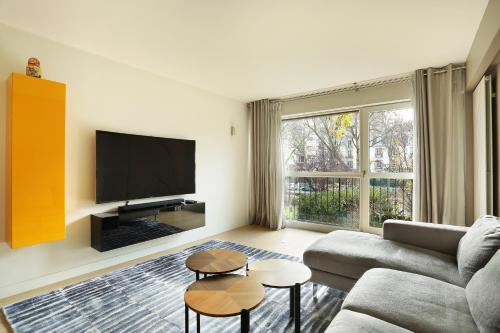 Apartment Neuilly impression
