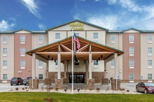 Mainstay Suites Stanley - Stanley, ND 58784