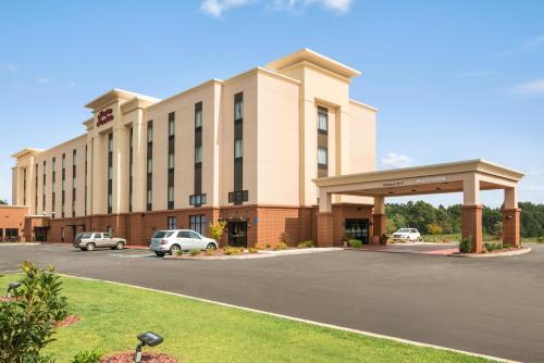 Hampton Inn & Suites Lavonia