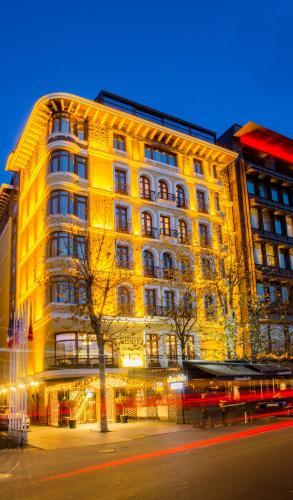 Istanbul Mega Residence & Hotel Nisantasi telefon
