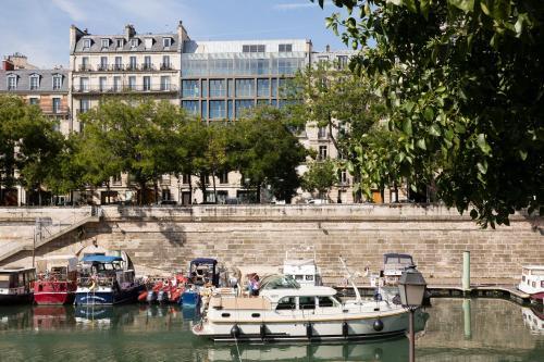 Goralska Résidences Hôtel Paris Bastille