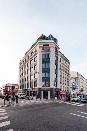 59 Boulevard de Belleville, 75011 Paris, France.