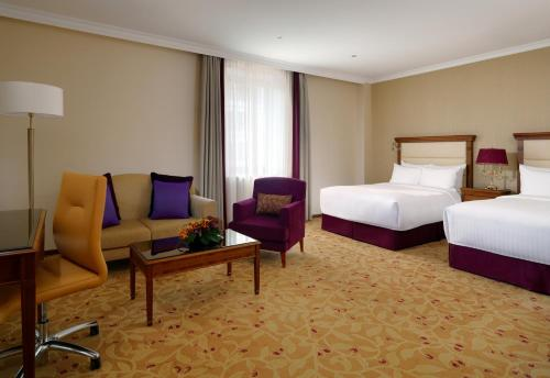 Moscow Marriott Royal Aurora Hotel photo 23