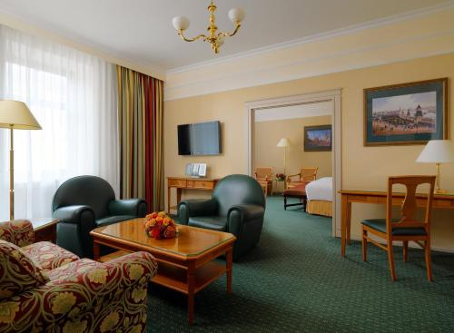 Moscow Marriott Grand Hotel photo 11
