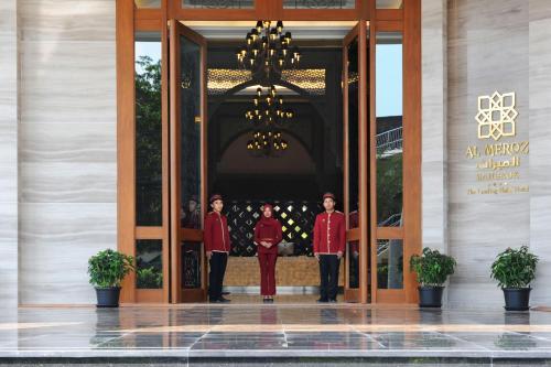 Al Meroz Hotel Bangkok - The Leading Halal Hotel photo 2
