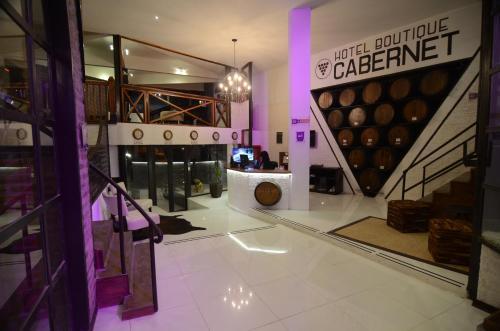 Hotel Boutique Cabernet Photo