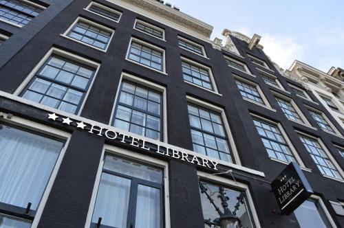 Hotel Library Amsterdam photo 2