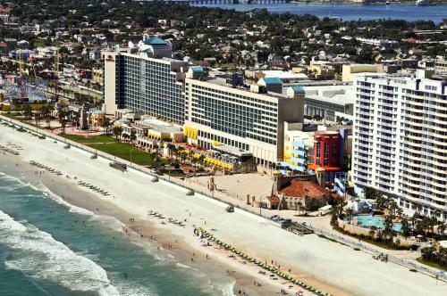 Hilton Daytona Beach Oceanfront Resort Hotel