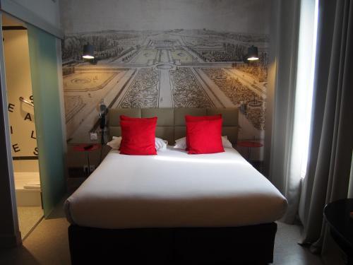 Porte de Versailles Hotel photo 17