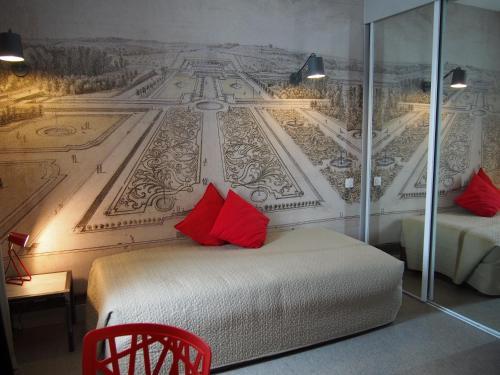 Porte de Versailles Hotel photo 19