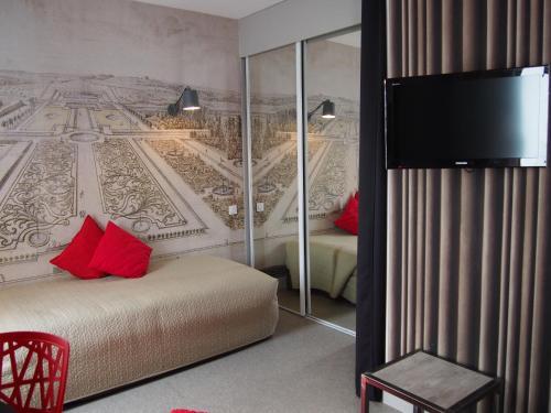 Porte de Versailles Hotel photo 20