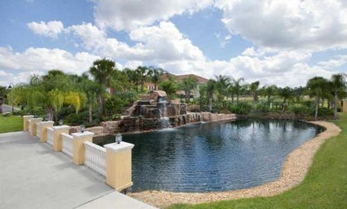 Paradise Palms Four Bedroom House 250 - Kissimmee, FL 34747