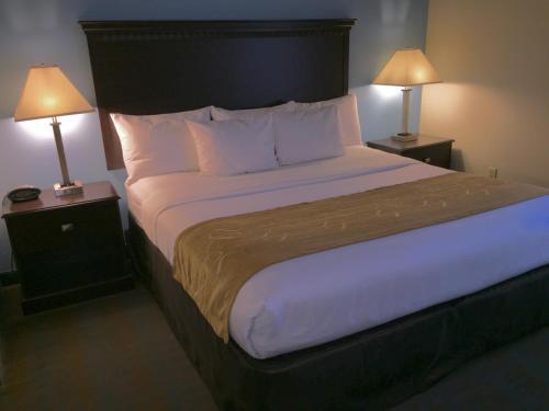 Comfort Suites Tulare Photo