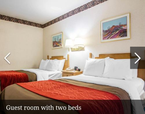 Comfort Inn Camp Verde Photo
