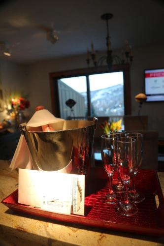 Skiview Pocono Townhouse Rental at Camelback Photo