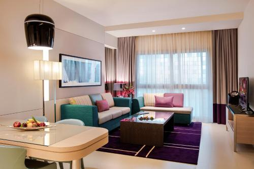 Capital Centre Arjaan by Rotana, Al Khaleej Al Arabi Street, Abu Dhabi 44012, United Arab Emirates.