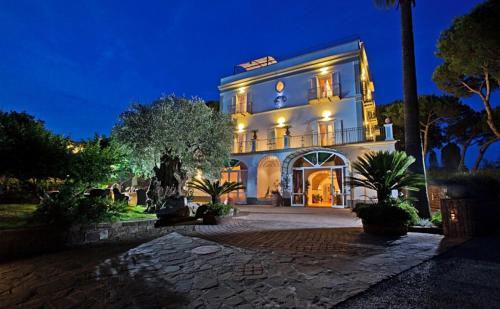 Villa Oasi Villa Nei Sant Agata Sui Due Golfi Campania