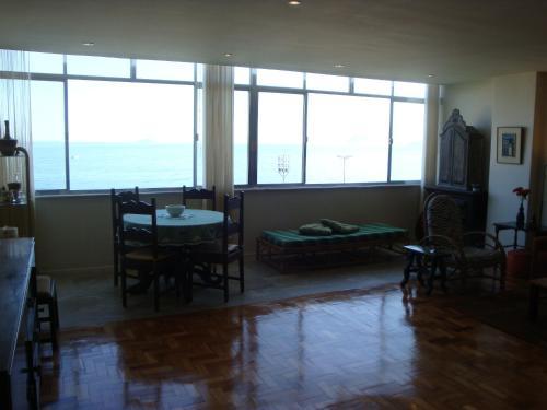Apartamento Copacabana Frente Mar Photo