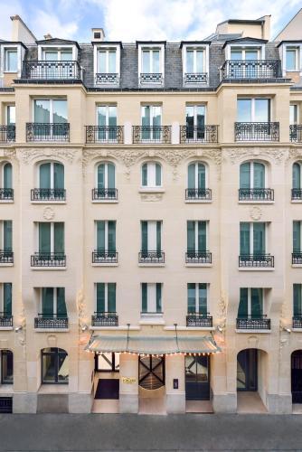 38 rue de l'Echiquier, 75010 Paris, France.