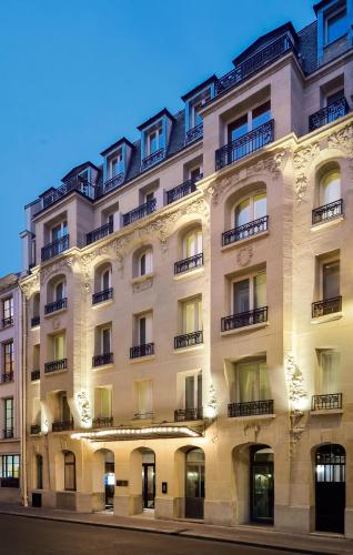 Hôtel L'Echiquier Opéra Paris - MGallery by Sofitel photo 37