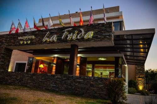 La Frida Hotel Photo